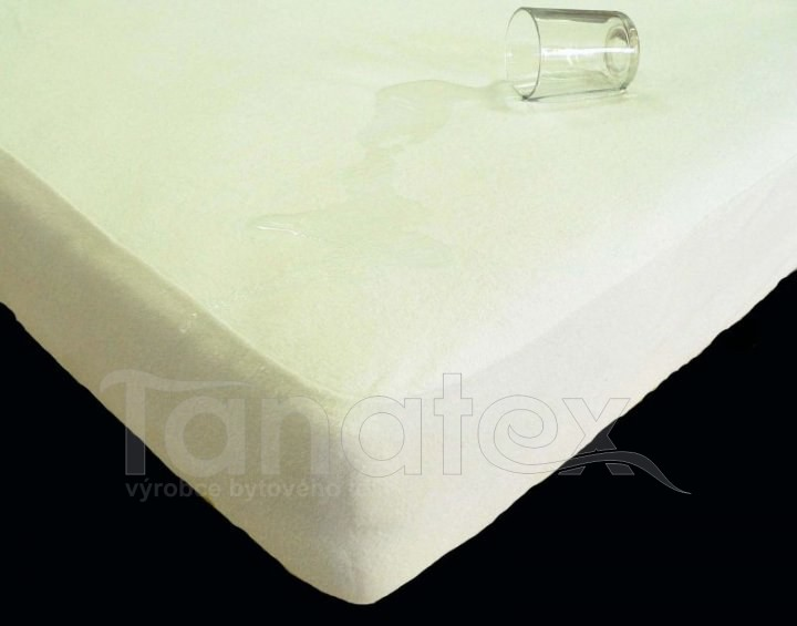 Prostěradlo S polyuretanem 100x200cm - Chránič na matraci prostěradlo s polyuretanem 100x200