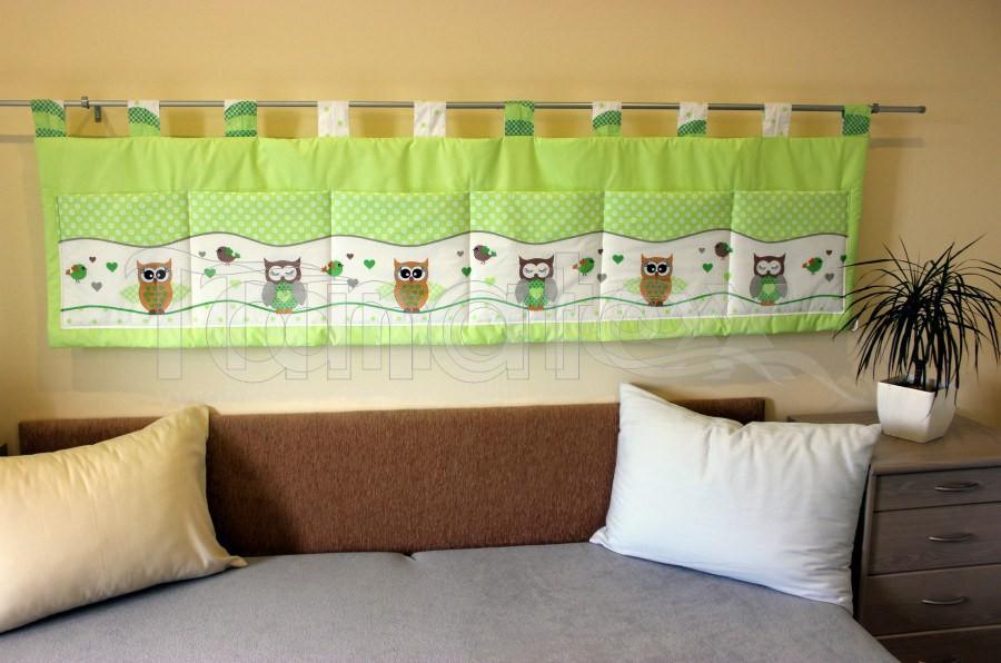 Kapsář Zelené sovičky