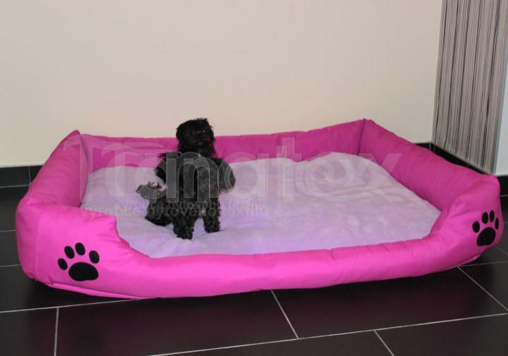 Pelech Dios - růžový vel. xl 120x90 - Pelechy pro psy a kočky Pelechy Dios Pelech 120x90 - velikost XL
