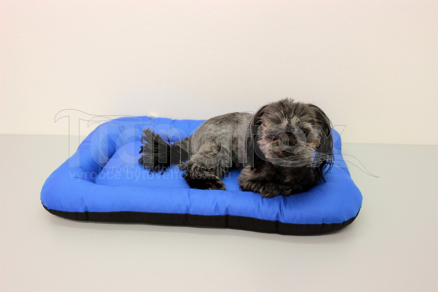 Omyvatelná Podložka - velikost l - modrá - Pelechy pro psy a kočky Pelechy Podložka Velikost L - 50x70