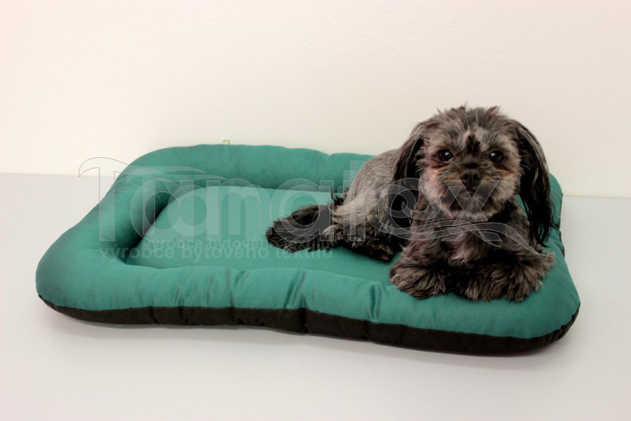 Omyvatelná Podložka - velikost l - zelená - Pelechy pro psy a kočky Pelechy Podložka Velikost L - 50x70
