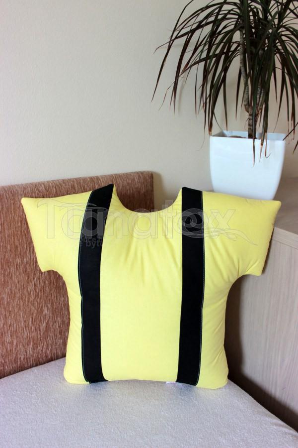 Polštářek Malý dres litvíňák - Polštářky Pro sportovce a fanoušky
