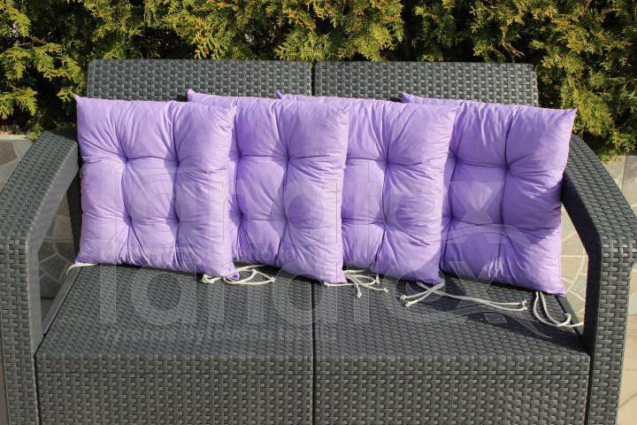 Sedák Středně fialový - Sedáky sedák klasik