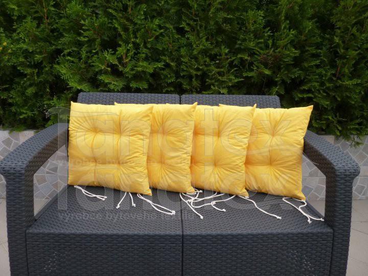 Sedák Žlutý - Sedáky sedák klasik