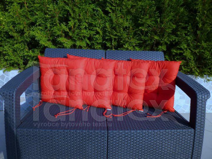 Sedák Červený - Sedáky sedák klasik