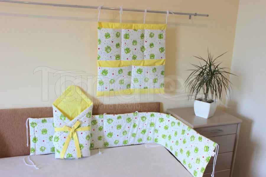 Zavinovačka Žabičky - Pro děti a miminka Výbava pro miminko Zavinovačky
