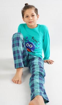 Dětské pyžamo dlouhé Matěj - Pyžama a župany Pyžama Dětské pyžamo dlouhý rukáv