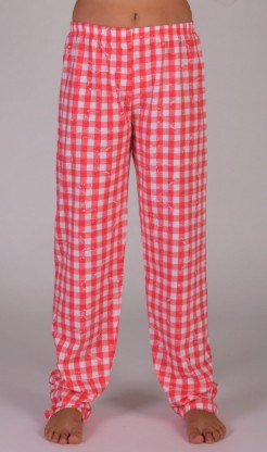 Dětské pyžamové kalhoty Tereza - Pyžama a župany Pyžama Dětské pyžamo dlouhý rukáv